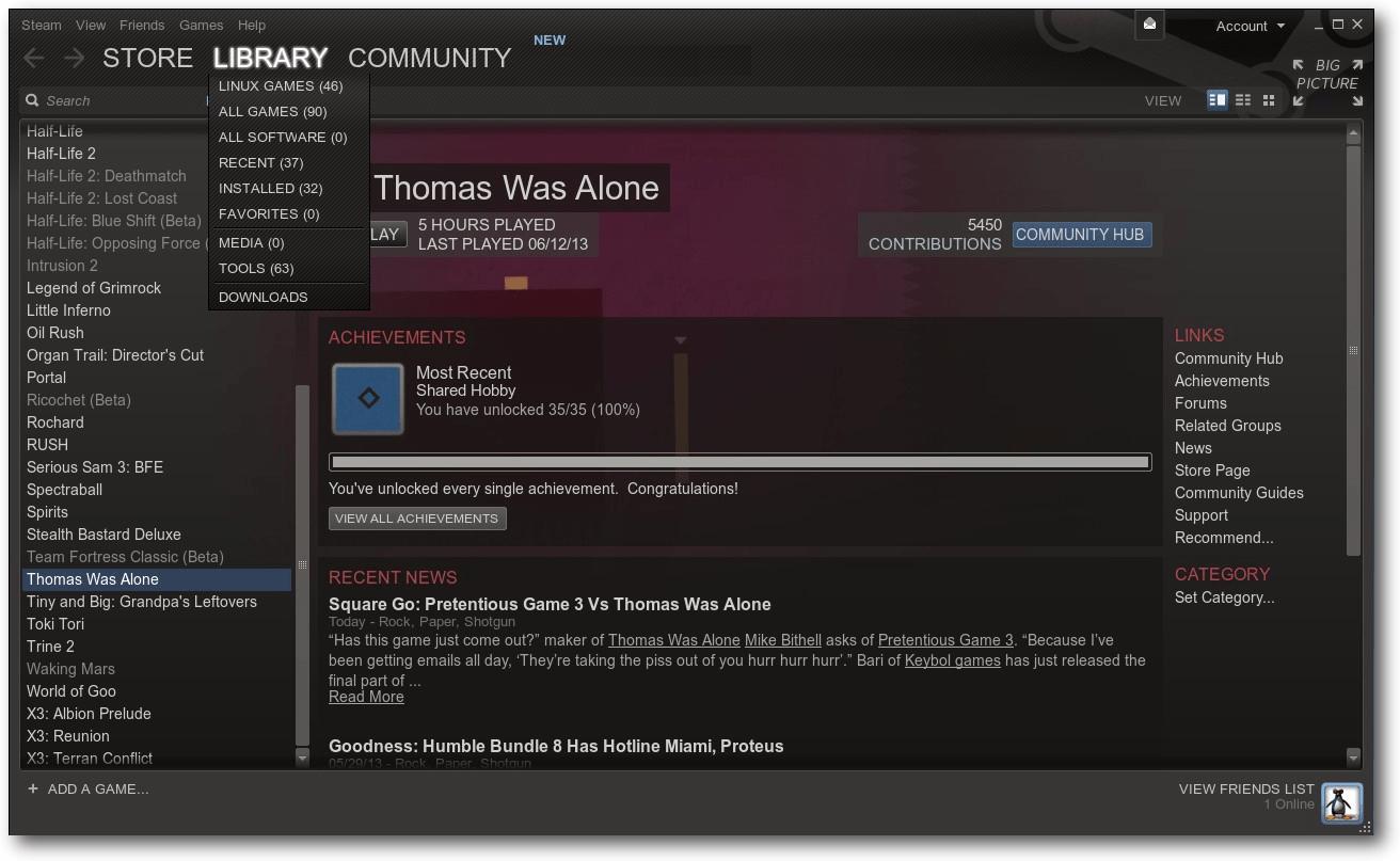Steam Lizenzen